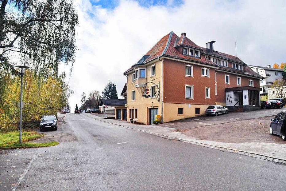 Rathaus - Höchenschwand