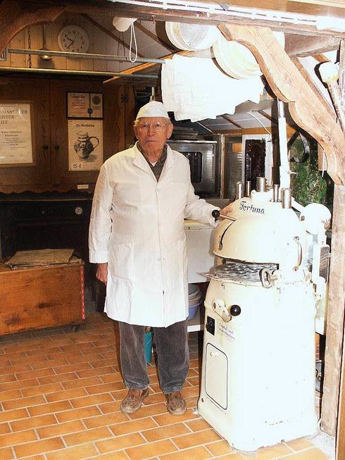 Bäckereimuseum - Vörstetten