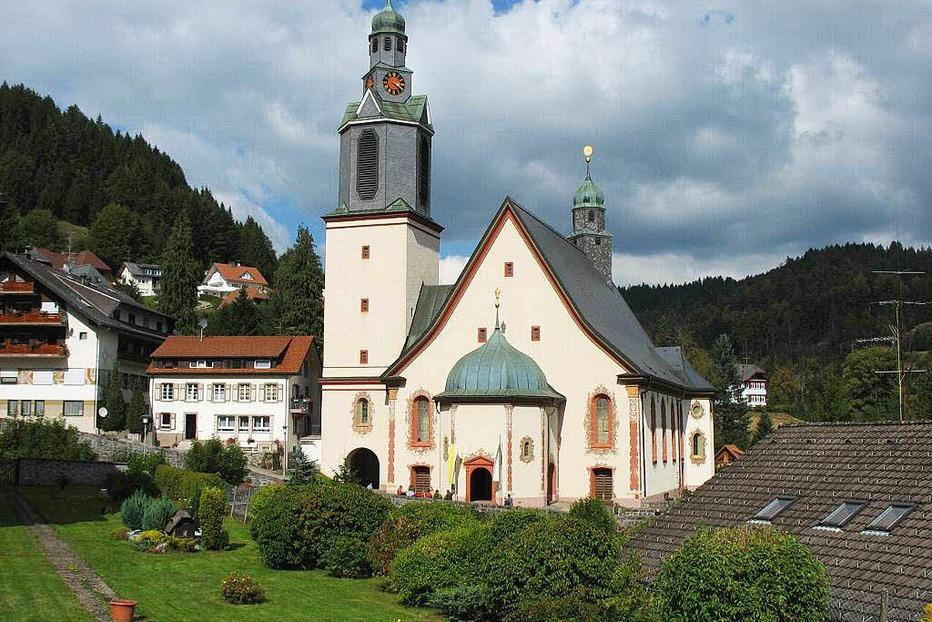 Wallfahrtskirche - Todtmoos