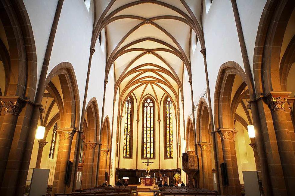 Stiftskirche - Lahr