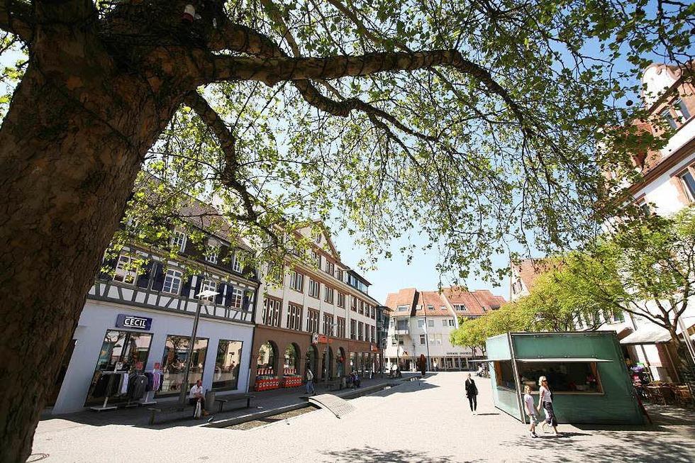 Schlossplatz - Lahr