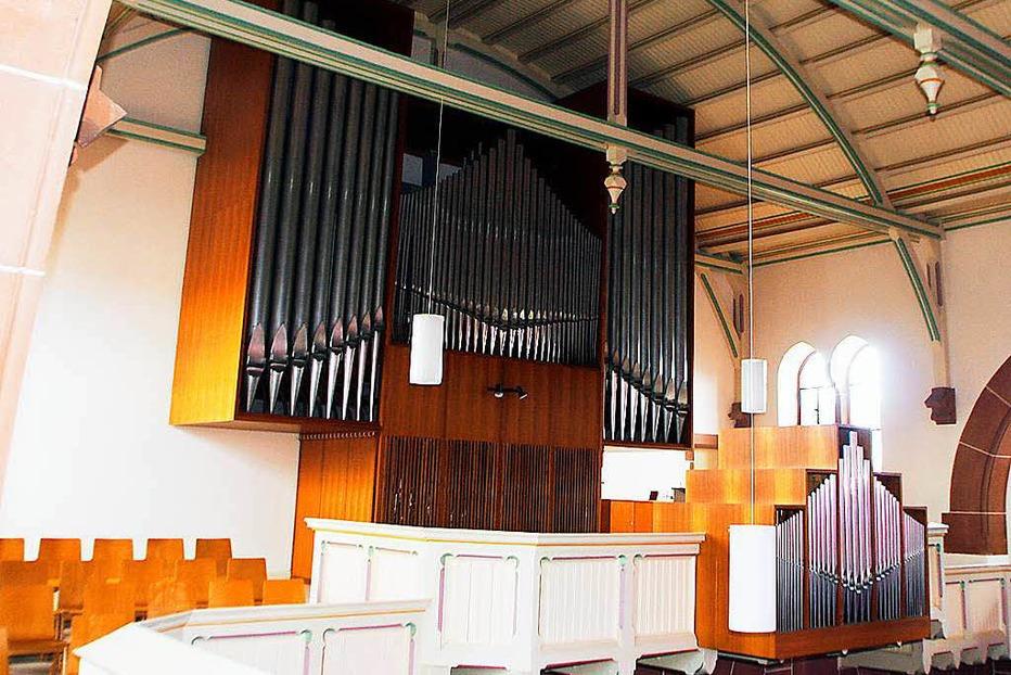 Evangelische Kirche Nonnenweier - Schwanau