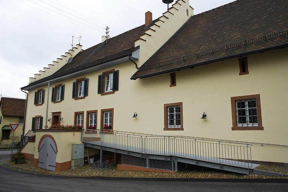 Rathaus - Eimeldingen