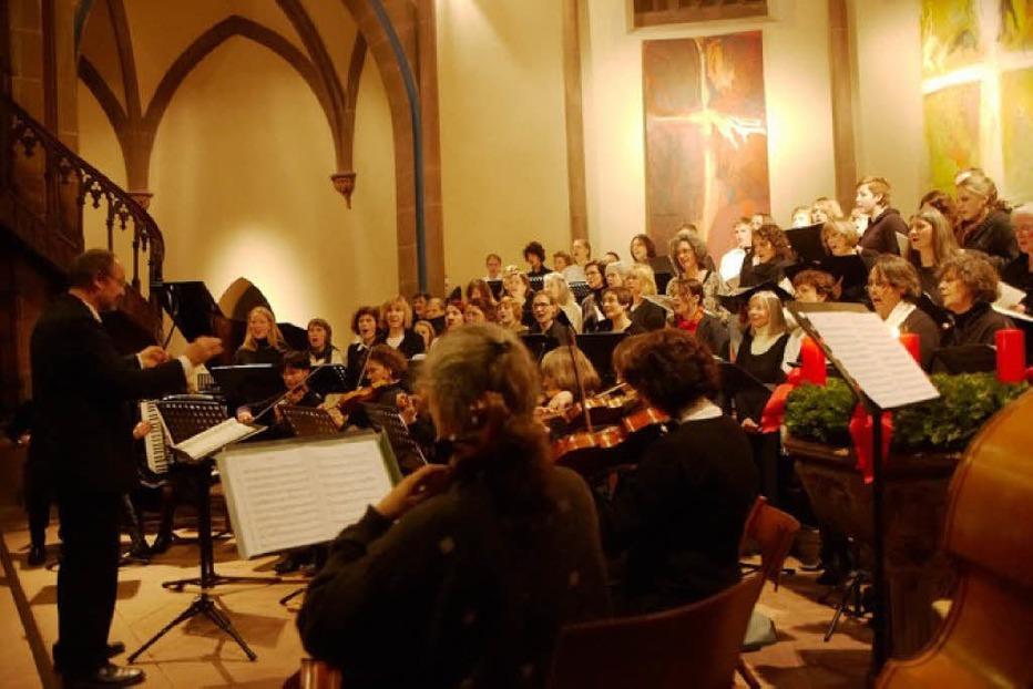 Evang. Stadtkirche - Offenburg