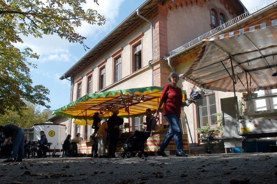 Alter Wiehrebahnhof - Freiburg