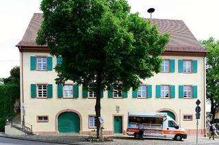 Rathaus Opfingen