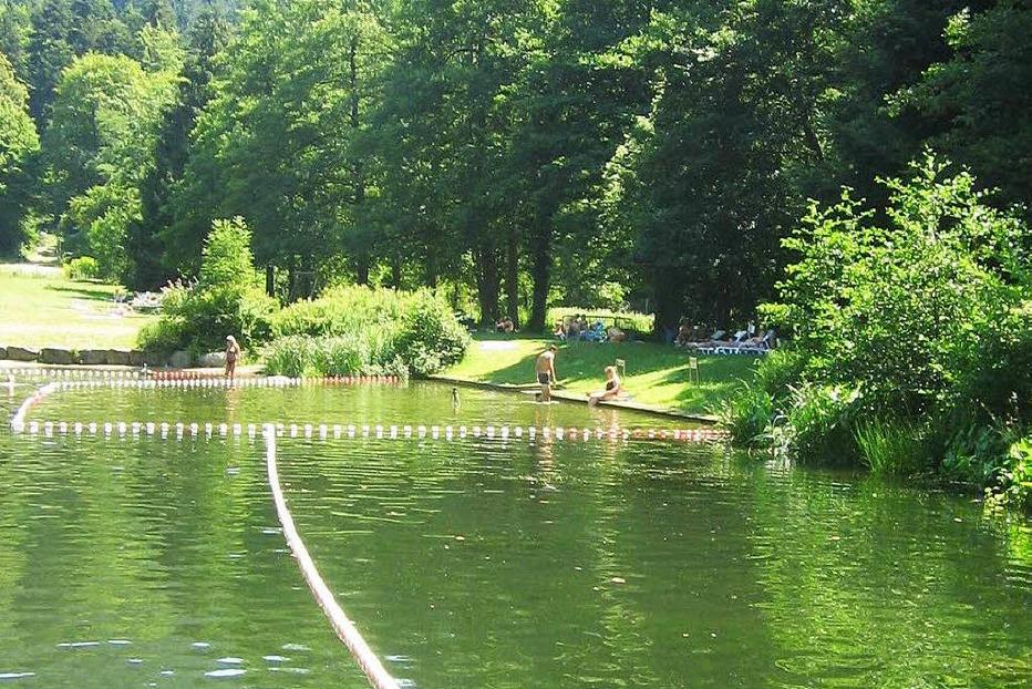 Naturbad Sulzburg - Sulzburg
