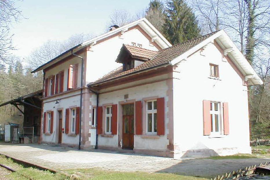 Begegnungsbahnhof - Hasel