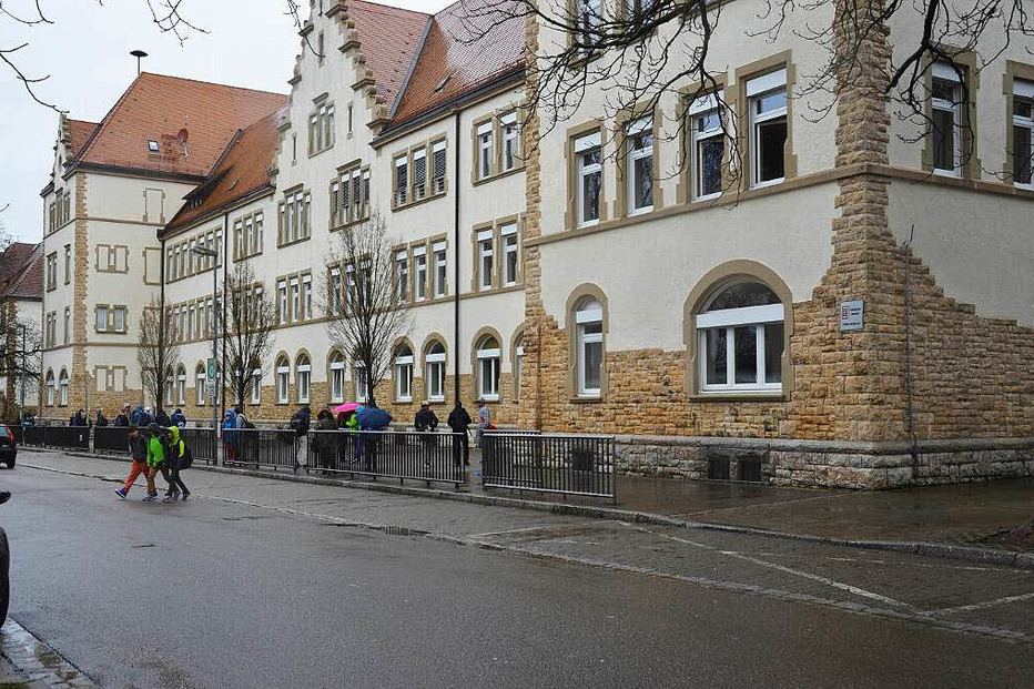 Markgr�fler Gymnasium - M�llheim