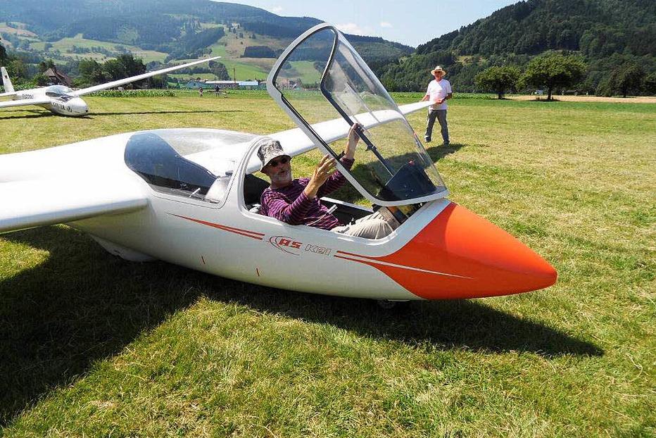 Segelflugplatz - Kirchzarten