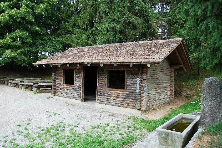 M�ttlekreuz Grillh�tte - Rheinfelden