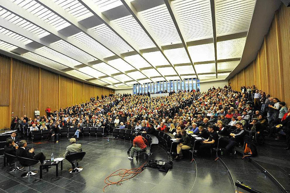Audimax (Universität KG II) - Freiburg