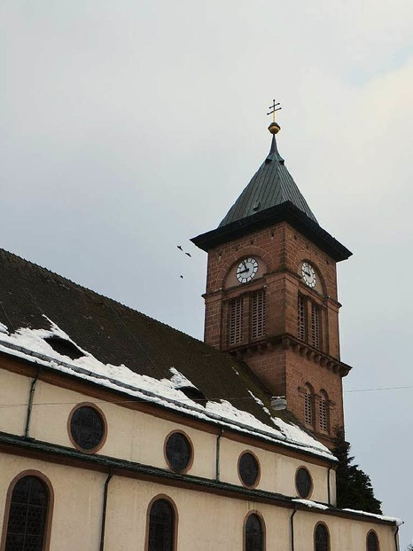 Pfarrkirche St. Nikolaus - Elzach