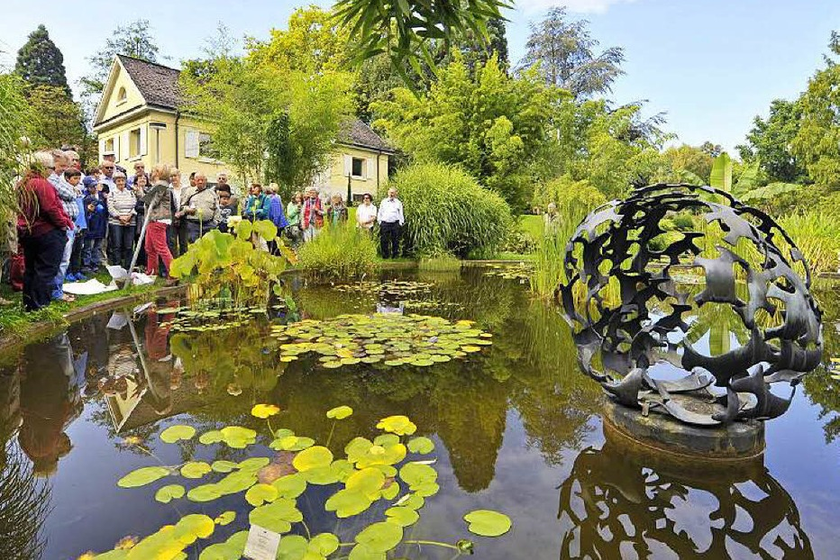 Botanischer Garten Freiburg - Freiburg