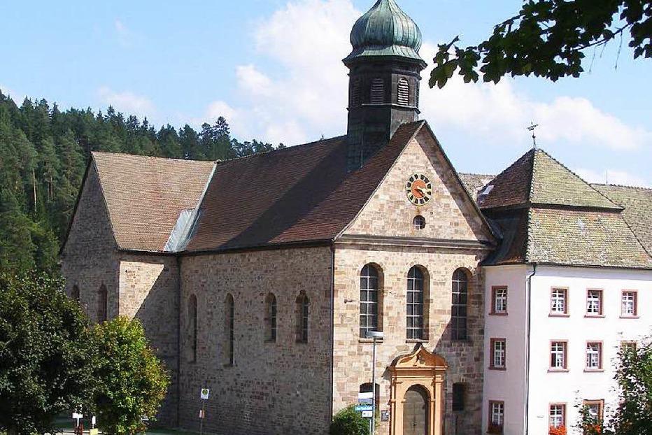 Klosterkirche St. Johannes - Friedenweiler