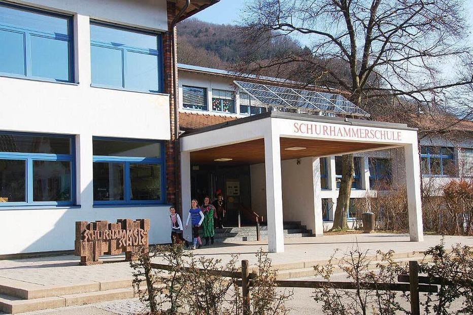 Schurhammerschule - Glottertal