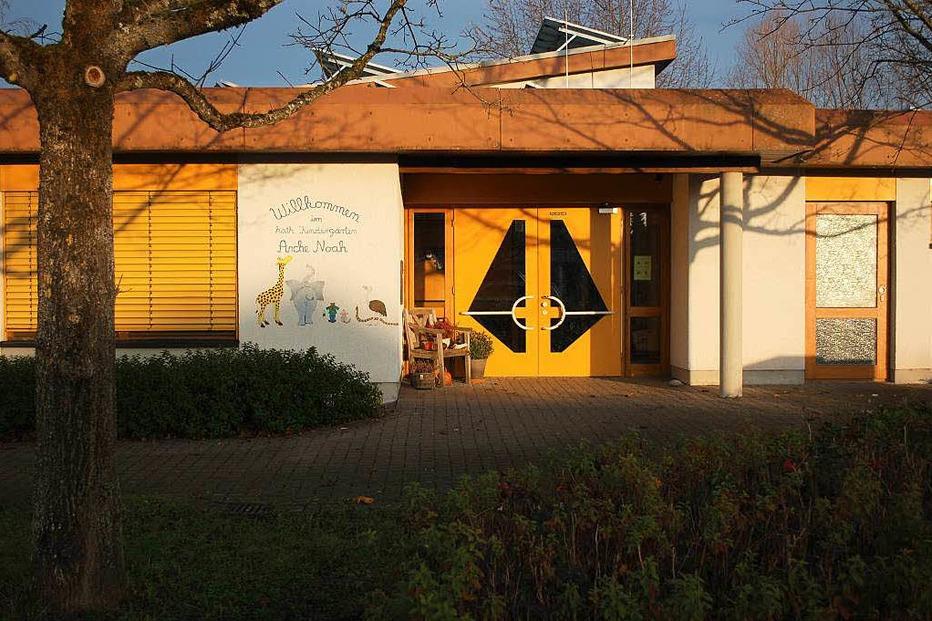 Städt. Kindergarten Arche Noah Nollingen - Rheinfelden