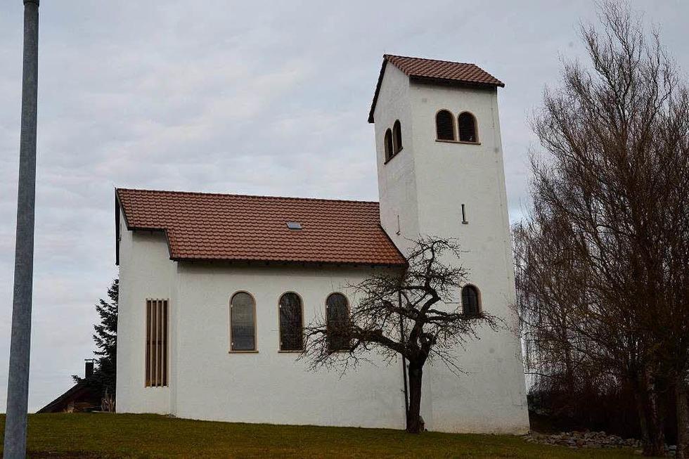 Johanneskirche Minseln - Rheinfelden