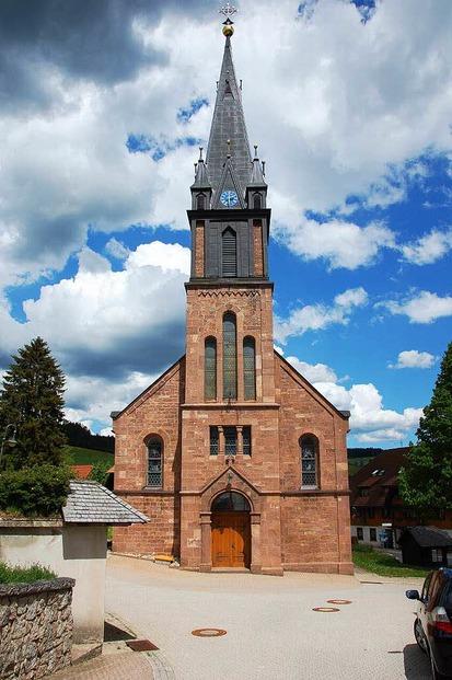 St.-Nikolaus-Kirche Waldau - Titisee-Neustadt