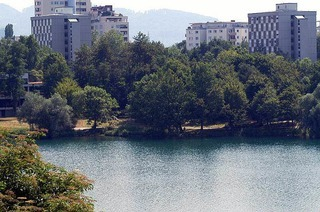 Studentensiedlung am Seepark