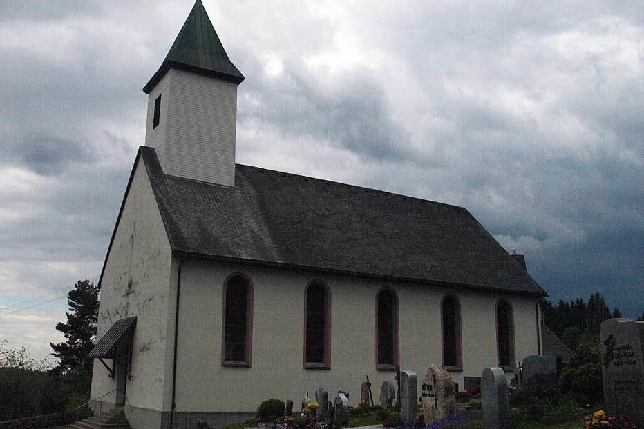 Pfarrkirche Urberg - Dachsberg
