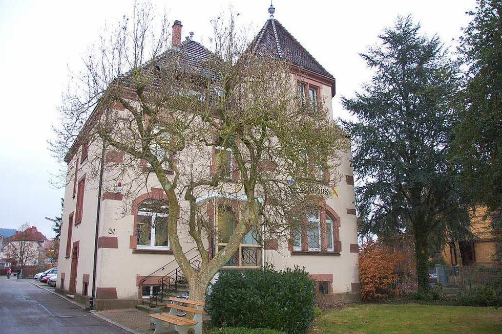 Rathaus - Steinen
