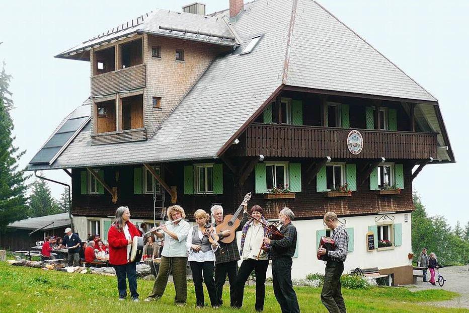 Naturfreundehaus - Feldberg