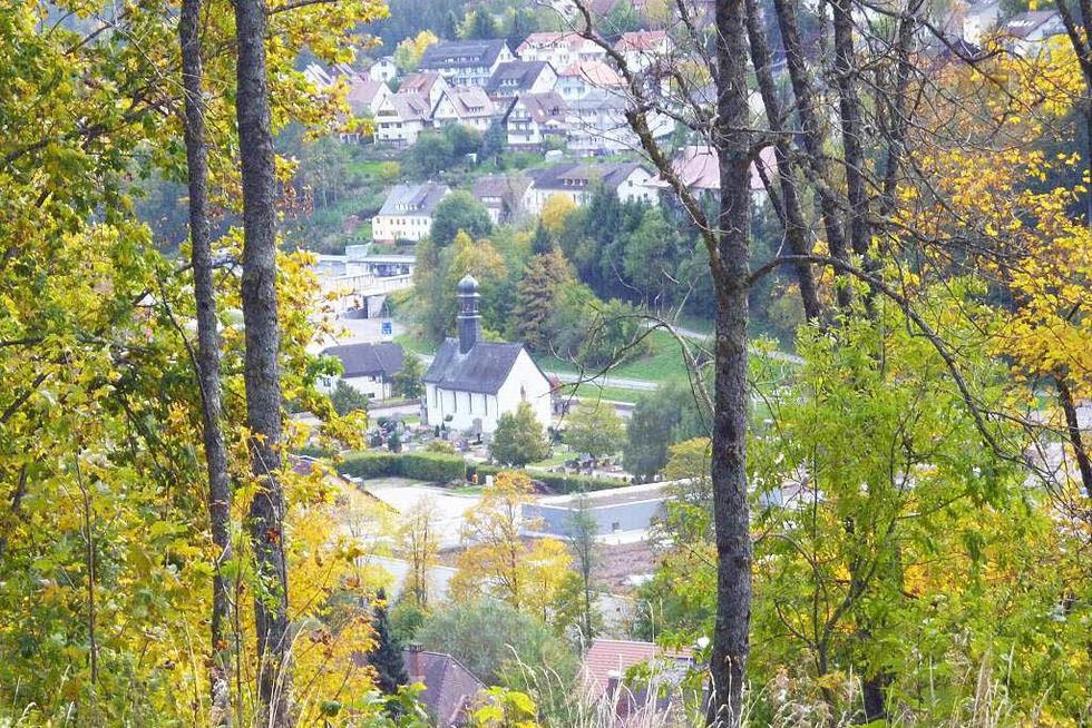 Friedhofskapelle - St. Blasien