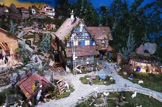 Scheunenkrippe Niederschopfheim