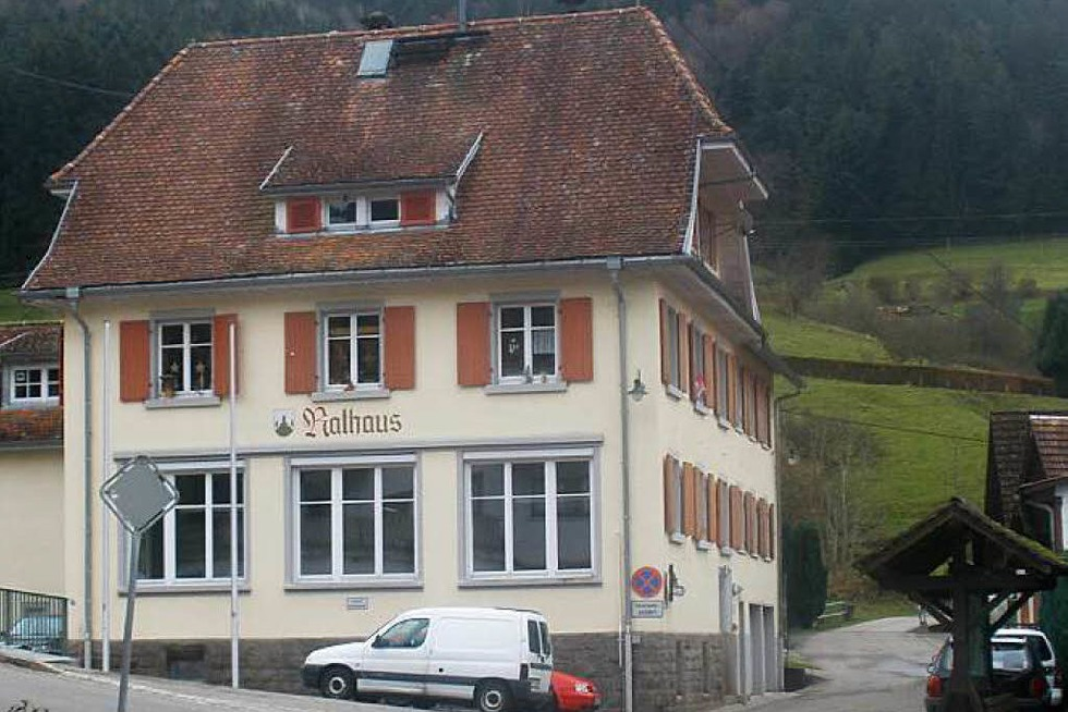 Rathaus Marzell - Malsburg-Marzell