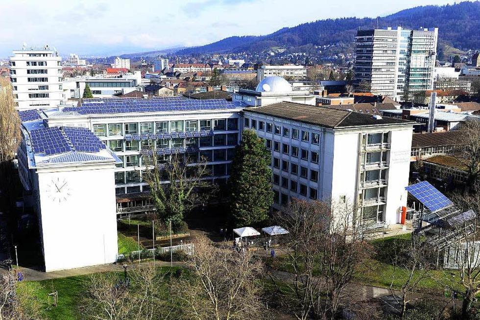 Richard-Fehrenbach-Gewerbeschule - Freiburg