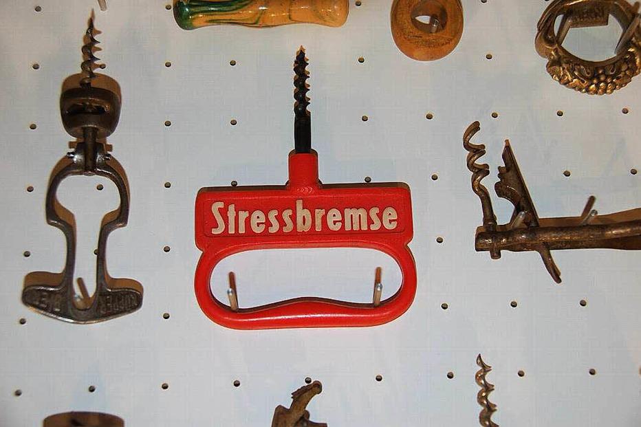 Korkenzieher Museum Kaiserstuhl Burkheim - Vogtsburg