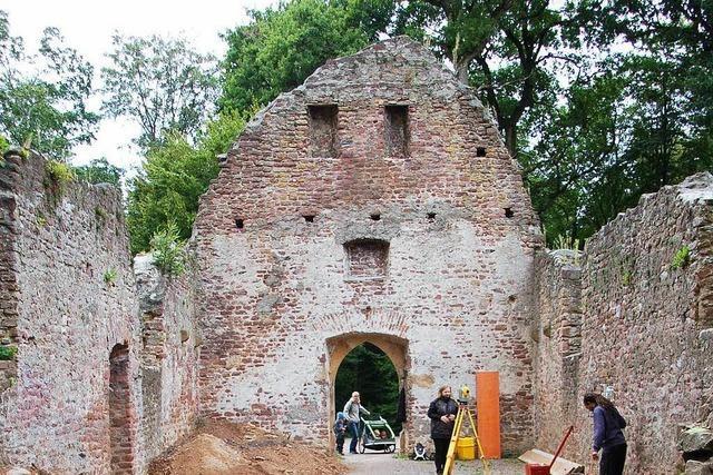 Ruine St. Severin