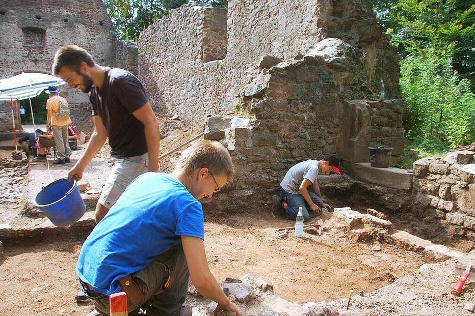 Ruine St. Severin - Denzlingen