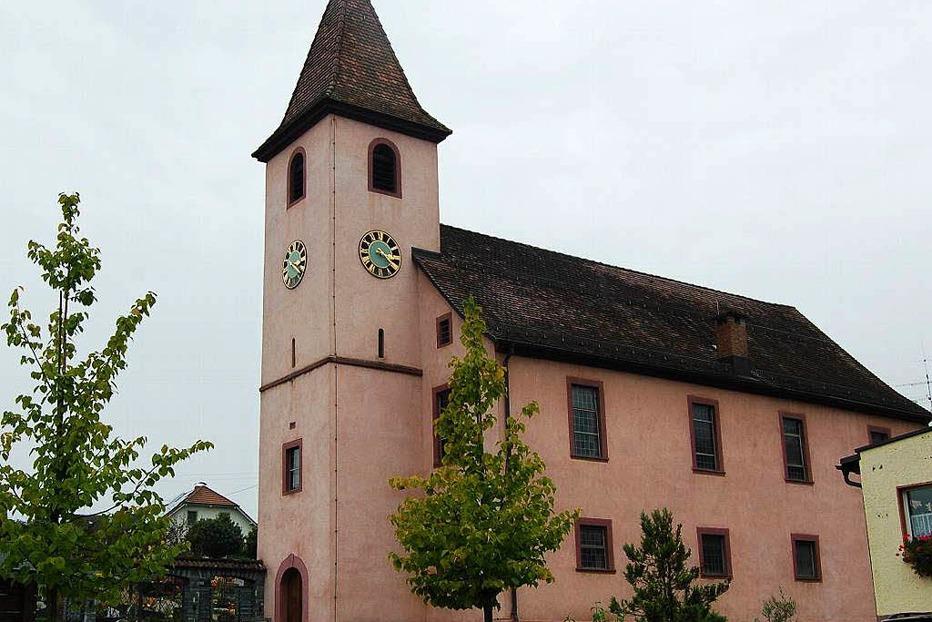 Ev. Kirche - Hasel