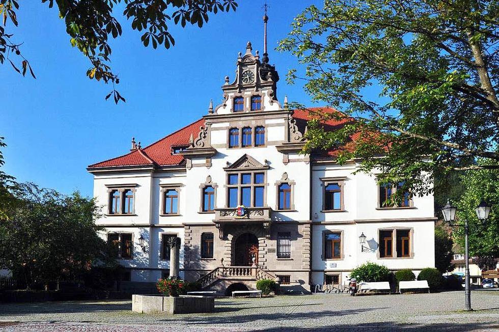 Rathaus - Schönau