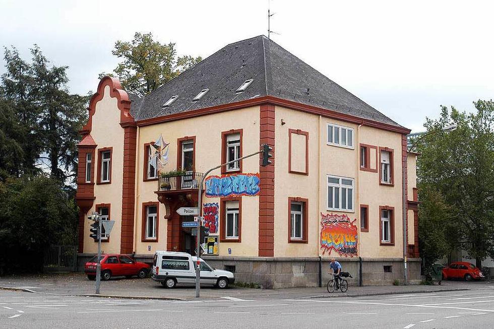 Letz-Fetz Jugendzentrum Stühlinger - Freiburg