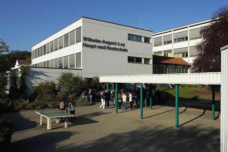Wilhelm-August-Lay-Schule - Bötzingen