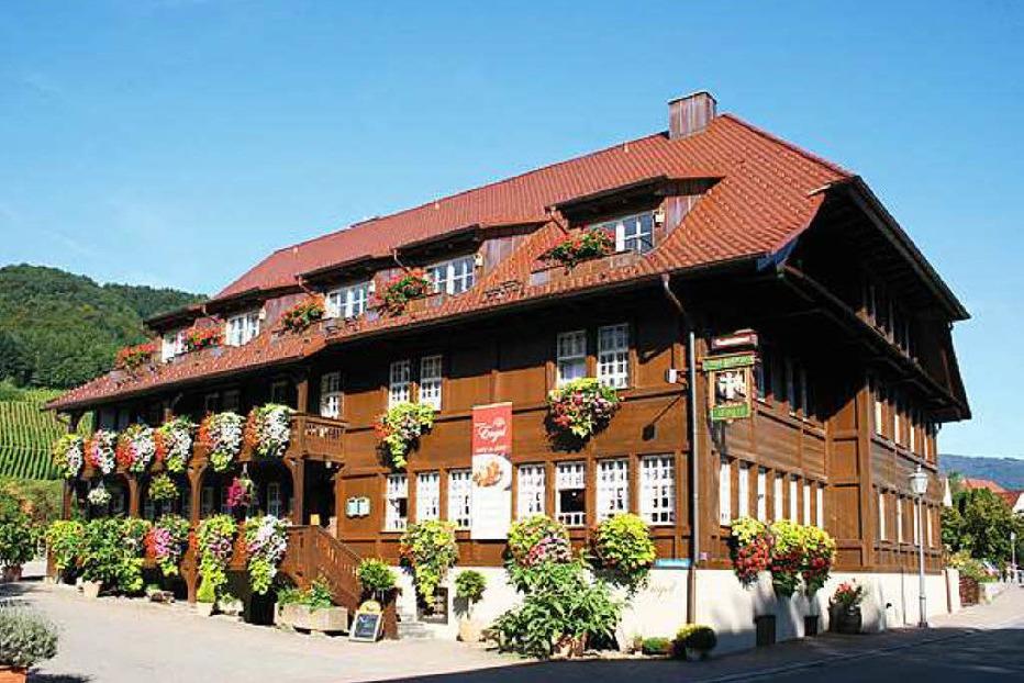 Gasthaus Goldener Engel - Glottertal