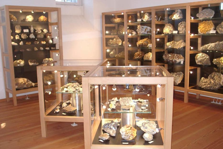 Mineralienmuseum Gottesehre (Urberg) - Dachsberg