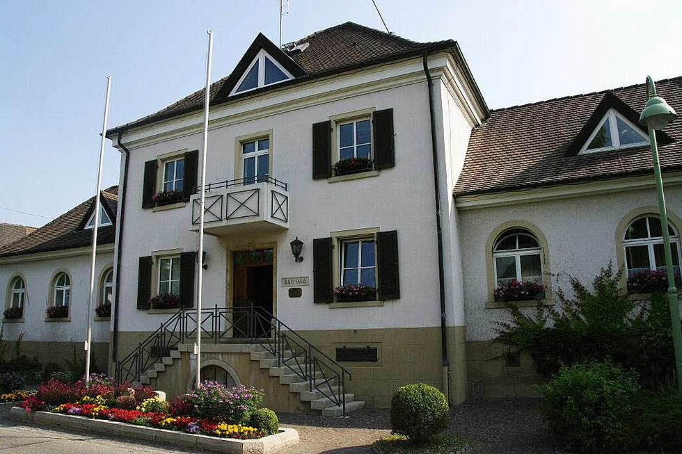 Rathaus - Eschbach