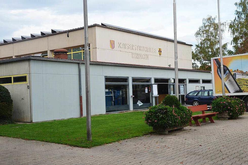 Kaiserstuhlhalle - Ihringen