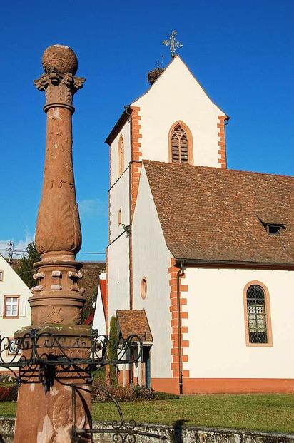 Katholische Kirche St. Laurentius - B�tzingen