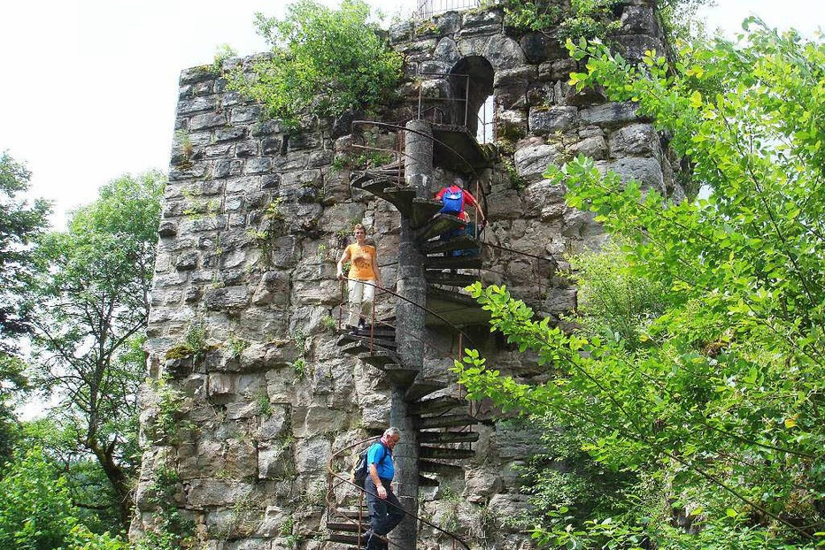 Burg Roggenbach - Bonndorf