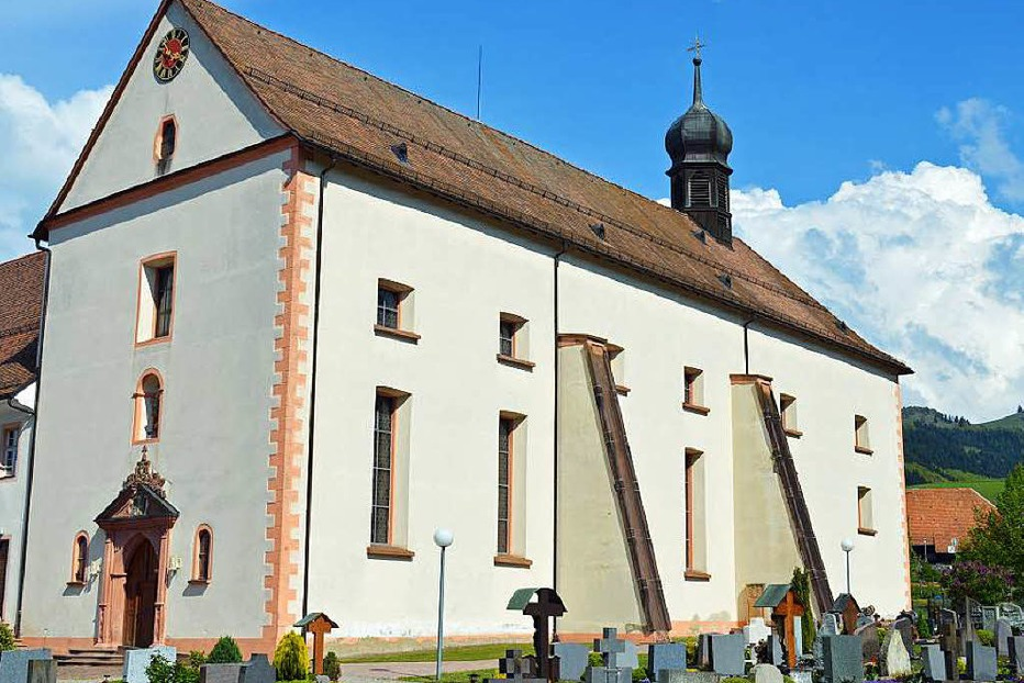 Klosterkirche - Oberried