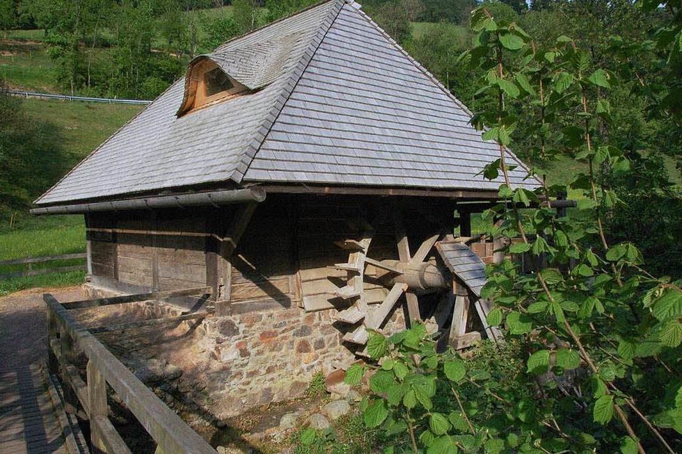 Hilzinger Mühle - Glottertal