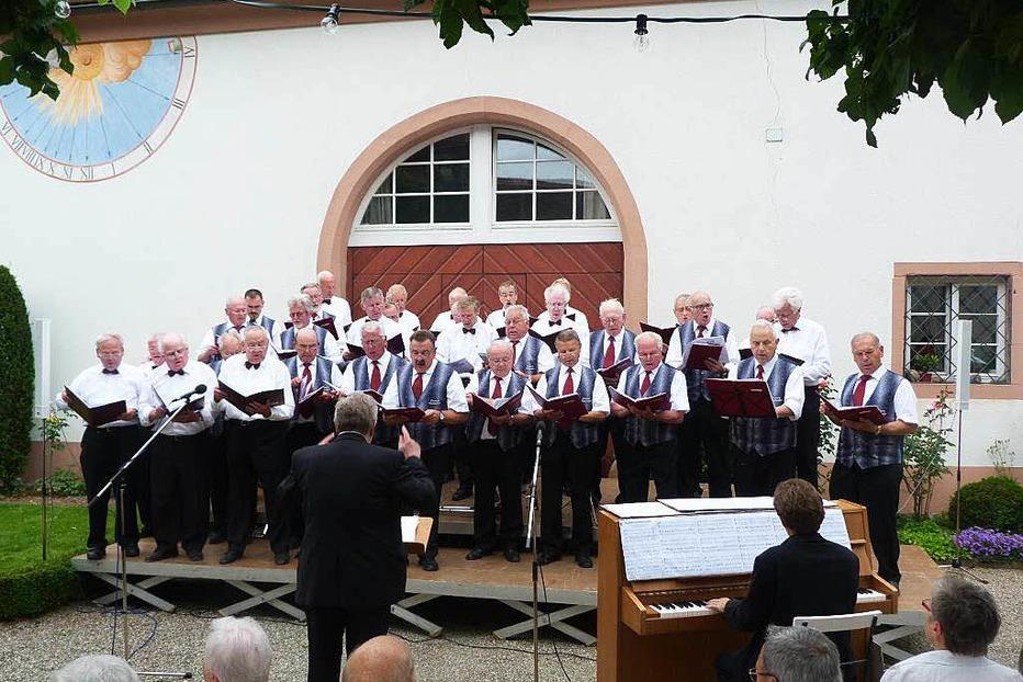 Schlosshof Wasenweiler - Ihringen