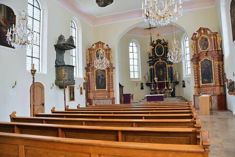 Kath. Kirche St. Gallus - Merzhausen