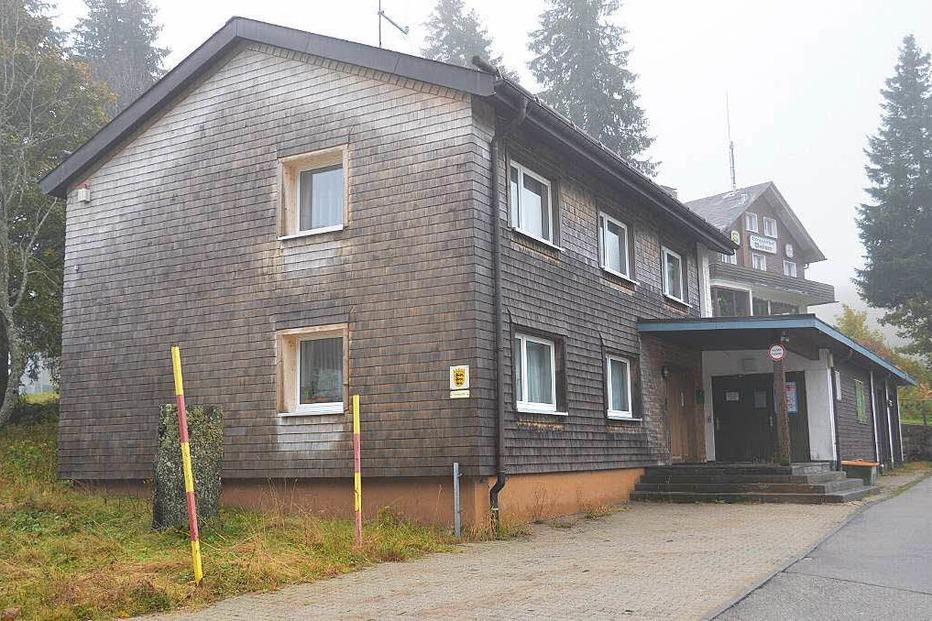 Polizeiposten - Feldberg