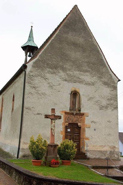 Historische St. Alban-Kapelle - B�tzingen